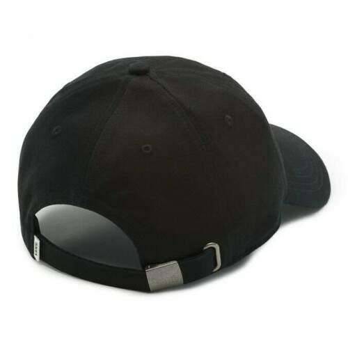 Boné Vans Aba Curva Court Side Checker Strapback - Black