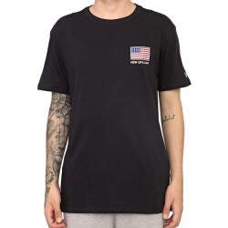 Camiseta New Era Us Flag - Black