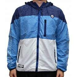 Jaqueta HD Windbreaker Corta Vento Dreams - Azul