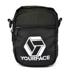 Shoulder Bag Your Face - Preto