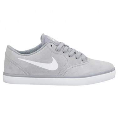 Tênis Nike SB Check Wolf Grey/White-Black