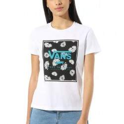 Camiseta Vans Cotton - White