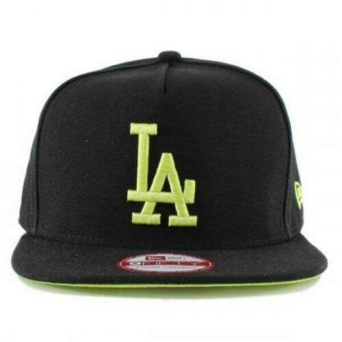Boné New Era 9FIFTY Los Angeles Dodgers  A-Frame MLB - Strapback