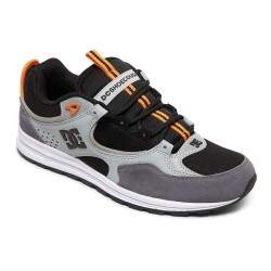 Tênis DC Shoes Kalis Lite Imp Black/Orange/Grey