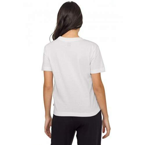 Camiseta Vans Greenhouse Boxy - Branco