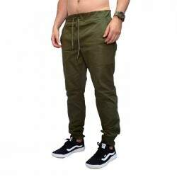 Calça Your Face Jogger - Verde Militar