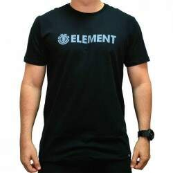 Camiseta Element Blazin - Preto