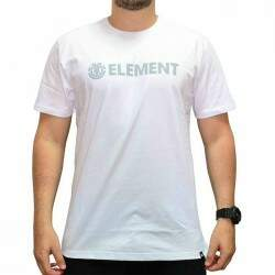 Camiseta Element Blazin - Branco