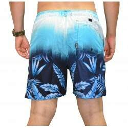 Short Reef Summer - Azul