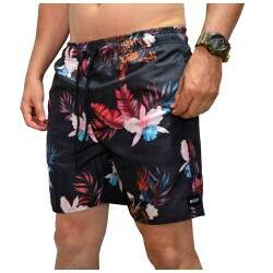 Short Reef Dragon - Preto