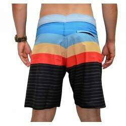 Bermuda Reef Boardshort - Colorida