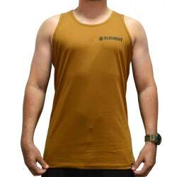 Camiseta Regata Element Blazin Chest - Marrom