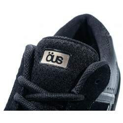 Tenis Ous Emergente - All Black Gold