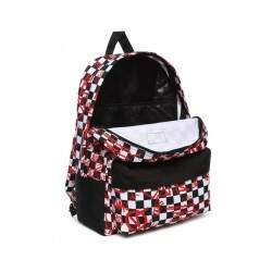 Mochila Vans Backpack Old Skool Vans Crew - Quadriculado