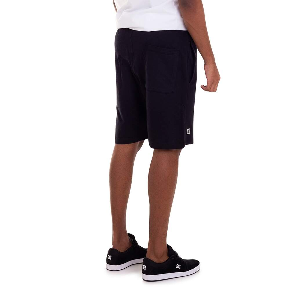 Bermuda Dc Shoes Walkshort Rebel Sl - Black