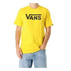 Camiseta Vans Classic - Lemon Chrome