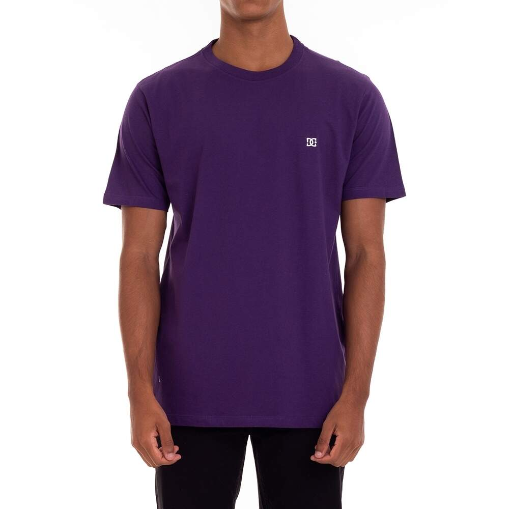 Camiseta DC Basic Star - Roxo