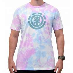 Camiseta Element Cloud Tie Dye