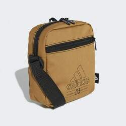 Shoulder Bag Adidas BB Organizer - Caramelo
