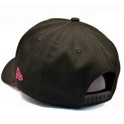 Bone New Era Mlb 9forty A-Frame Yankees Preto Pink