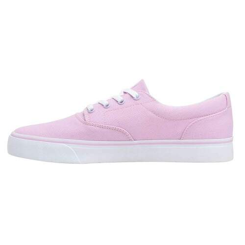 Tenis DC Shoes New Flash Rosa