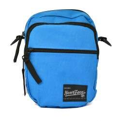 Shoulder Bag Your Face - Azul
