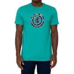 Camiseta Element Prism Icon - Verde