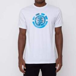 Camiseta Element Finepoint - Branco