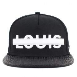 Boné Cayler And Sons - Victoire - Black- Snapback