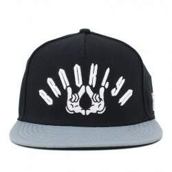 Boné Cayler And Sons - Go Hard - Black/Grey - Snapback