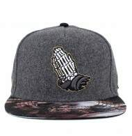 Boné Cayler And Sons - Bonez Grey/Printed - Snapback