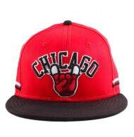 Boné Cayler And Sons - The Chicago Cap - Red- Snapback