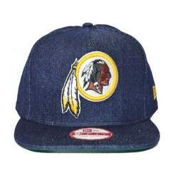Boné New Era Washington Redskins A-Frame - Strapback