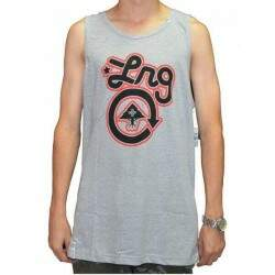 Camiseta Regata LRG Core Collection One Tank Top - Cinza