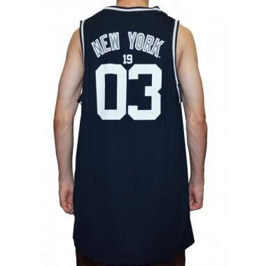 Camiseta Regata New Era - Basket - New York Yankees