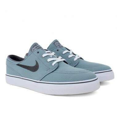 best website 3fc61 7b07d Tênis Nike SB Zoom Stefan Janoski Cnvs Dove Grey Anthracite-LT Retro