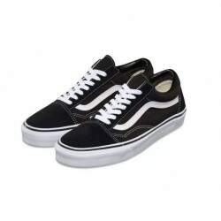 Tênis Vans Old Skool - Black/White