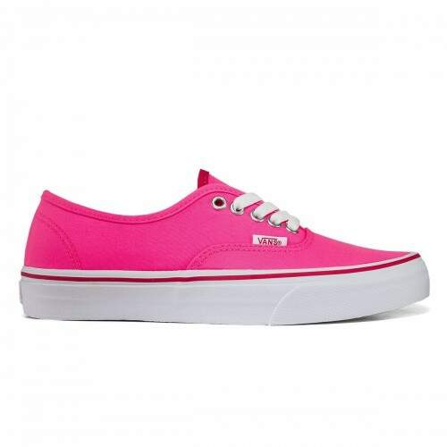 Tênis Vans Authentic Pop - Neon/Pink