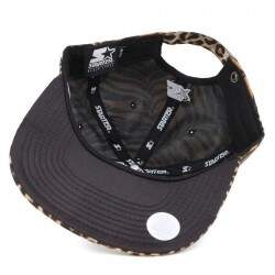 Bone Starter Black Label Double Brown - Strapback