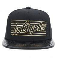 Boné Starter Los Angeles - Gold Black - Snapback