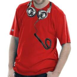Camiseta DJ - Technics