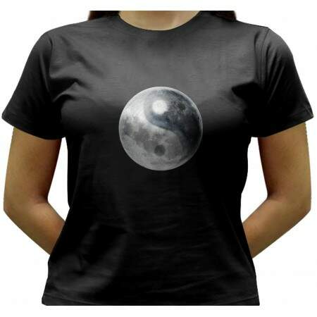 Camiseta Moon-Tao - Baby-look