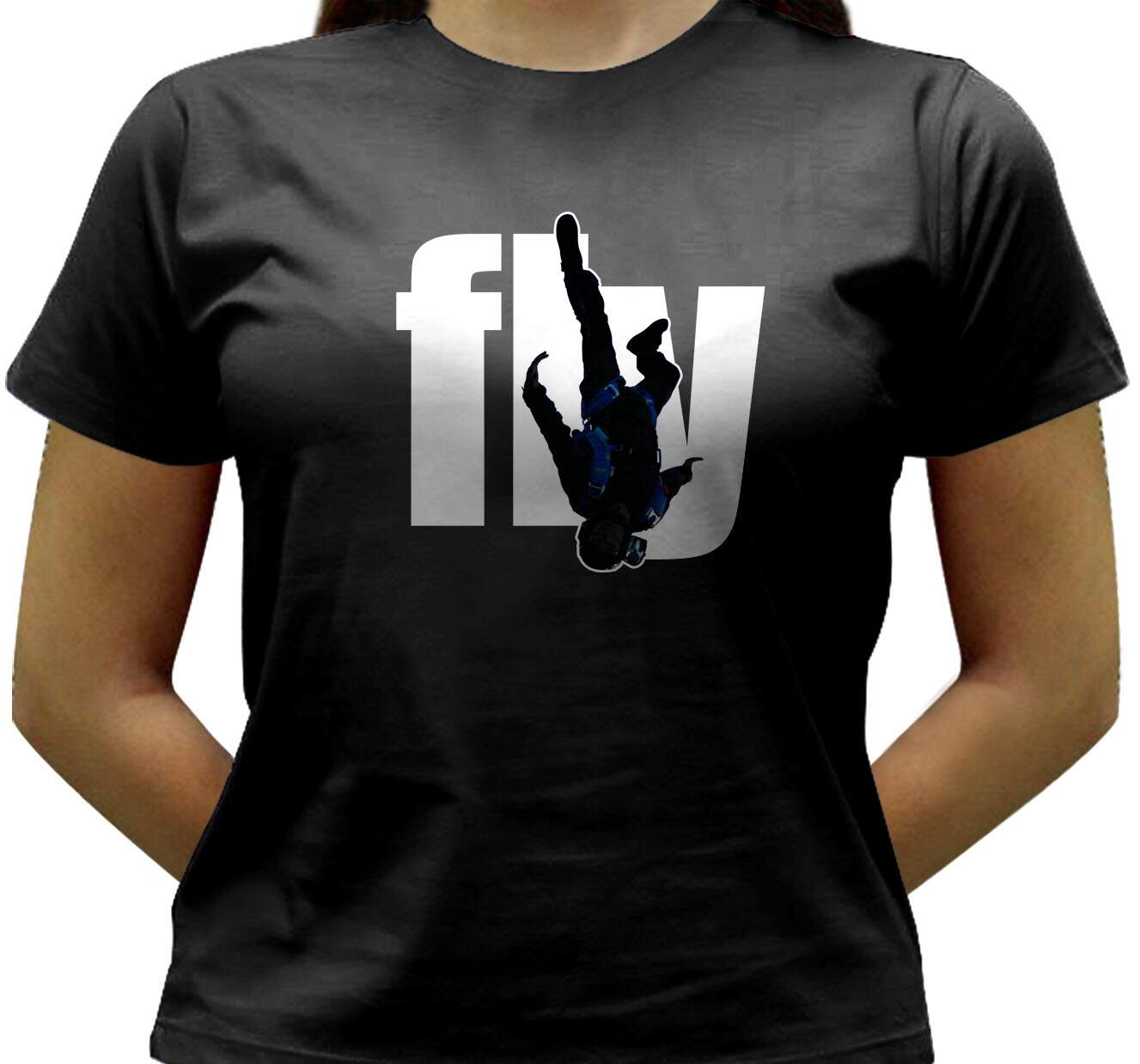 Camiseta Fly - Baby-look