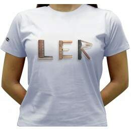 Camiseta LER - Baby-look
