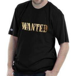 Camiseta Wanted