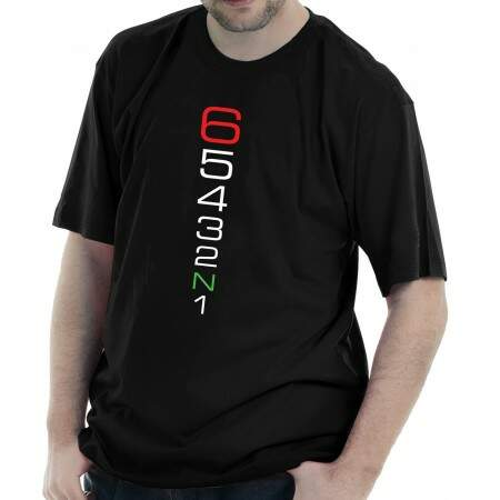 Camiseta Gear Shift