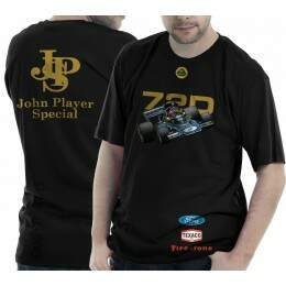 Camiseta Lotus 72D - Fittipaldi