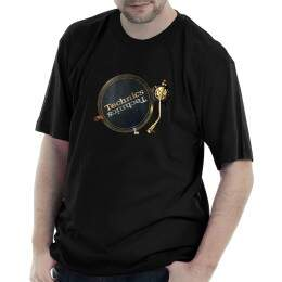 Camiseta Technics Gold