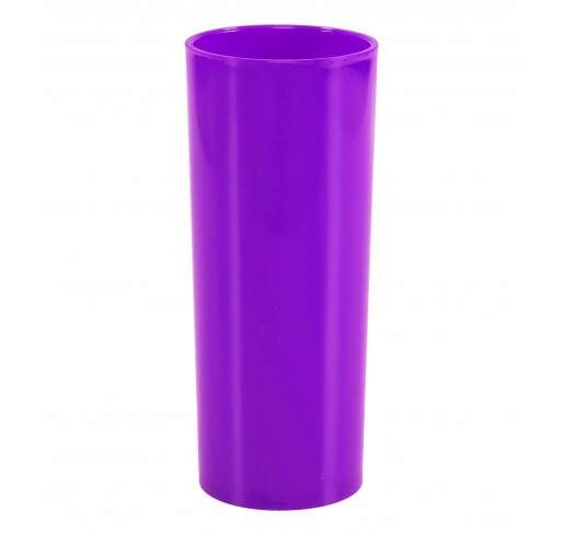 Long Drink Roxo Leitoso para Transfer - 350 ml