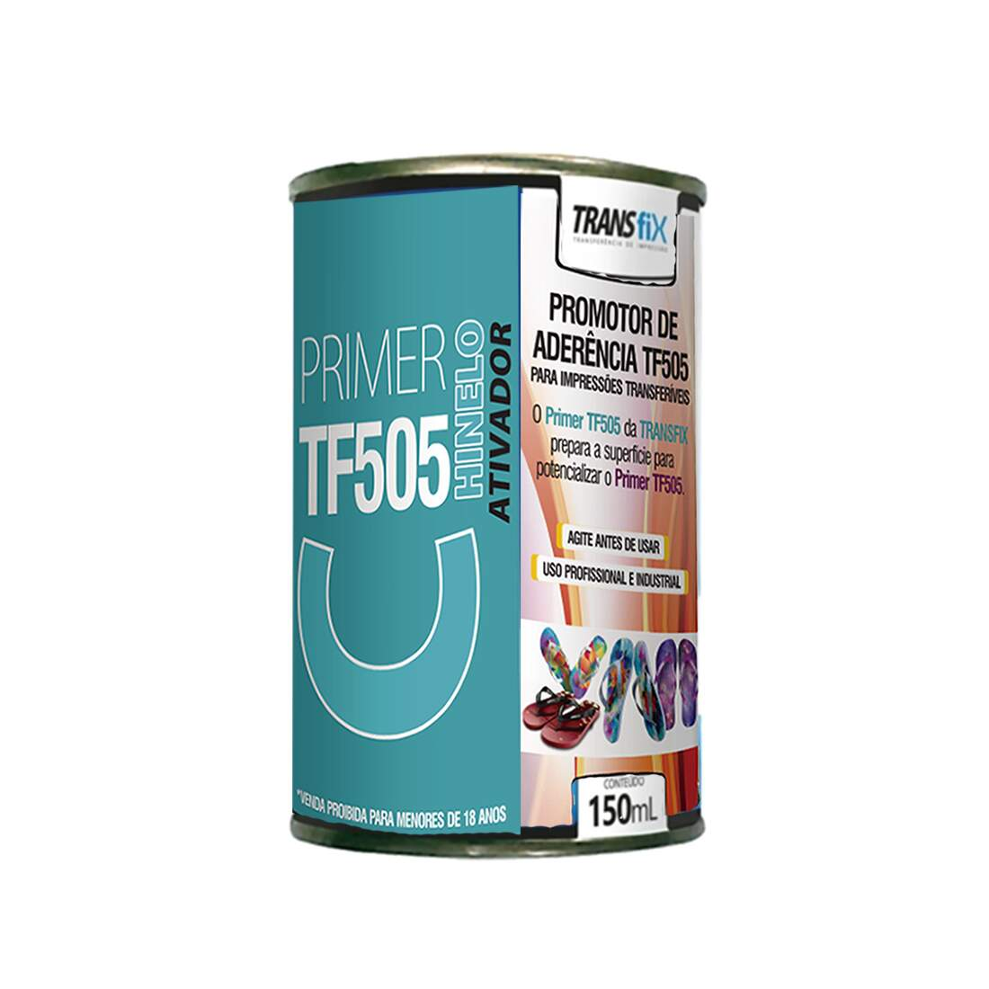 Primer TF505 Ativador - 150 ml